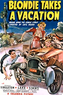 Watch Blondie Takes a Vacation (1939) Online ...