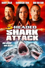 Watch 3 Headed Shark Attack