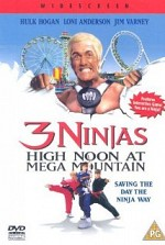 Watch 3 Ninjas: High Noon at Mega Mountain