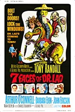 Watch 7 Faces of Dr. Lao