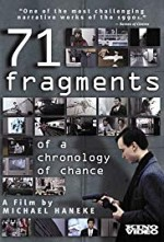 Watch 71 Fragments of a Chronology of Chance