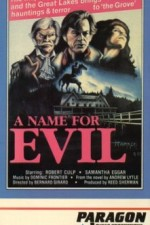 Watch A Name for Evil