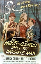 Watch Abbott and Costello Meet the Invisible Man