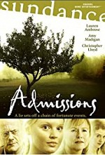 Watch Admissions