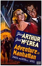 Watch Adventure in Manhattan