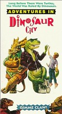 Watch Adventures in Dinosaur City