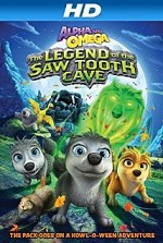 Watch Alpha And Omega: The Legend of the Saw Toothed Cave