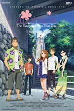 Watch Anohana: The Flower We Saw That Day - The Movie