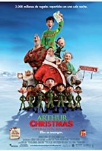 Watch Arthur Christmas