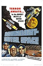 Watch Assignment: Outer Space