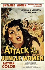 Watch Attack of the Jungle Women