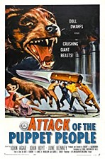 Watch Attack of the Puppet People