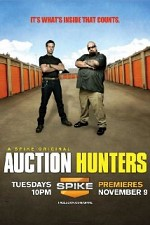 Watch Auction Hunters