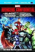 Watch Avengers Confidential: Black Widow & Punisher