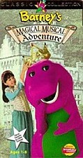 Watch Barney's Magical Musical Adventure