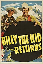 Watch Billy the Kid Returns