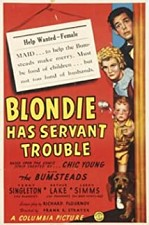 Watch Blondie Has Servant Trouble