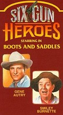 Watch Boots and Saddles