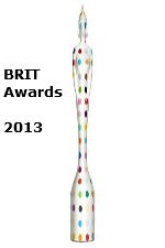 Watch The BRIT Awards 2013