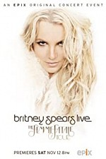 Watch Britney Spears Live: The Femme Fatale Tour