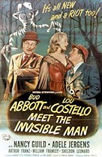 Watch Bud Abbott and Lou Costello Meet the Invisible Man