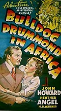 Watch Bulldog Drummond in Africa