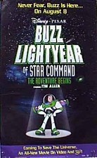 Watch Buzz Lightyear of Star Command: The Adventure Begins