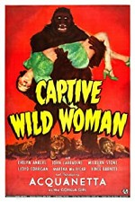 Watch Captive Wild Woman
