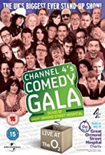 Watch Channel 4's Comedy Gala