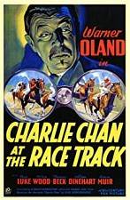 Watch Charlie Chan at the Race Track