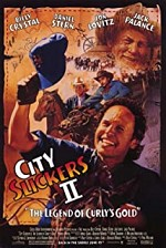 Watch City Slickers II: The Legend of Curly's Gold