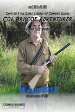 Watch Col Briscoe Adventurer, Chapter 9 the Giant Lizards of Connine Island