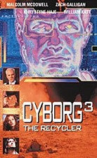 Watch Cyborg 3: The Recycler