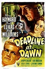 Watch Deadline at Dawn