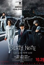 Watch Death Note: Light Up the New World