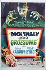 Watch Dick Tracy Meets Gruesome