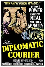 Watch Diplomatic Courier