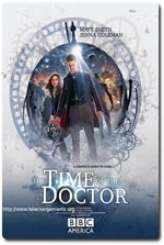 Watch Doctor Who 2005 - Christmas Special The Time of The Doctor