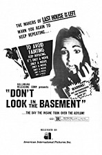 Watch Don't Look in the Basement