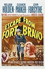 Watch Escape from Fort Bravo