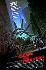Watch Escape from New York