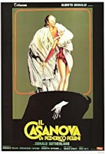 Watch Fellini's Casanova
