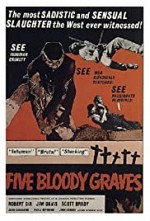 Watch Five Bloody Graves