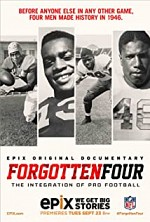 Watch Forgotten Four: The Integration of Pro Football