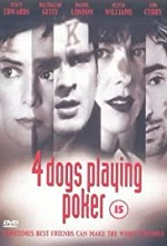 Watch Four Dogs Playing Poker