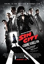 Watch Frank Miller's Sin City: A Dame to Kill For