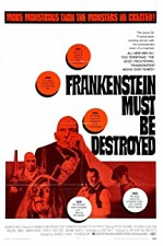 Watch Frankenstein Must Be Destroyed