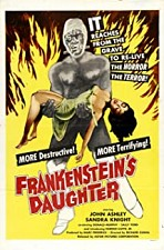 Watch Frankenstein's Daughter