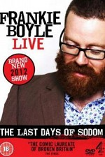Watch Frankie Boyle Live - The Last Days of Sodom