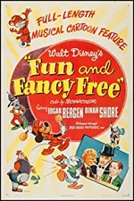 Watch Fun & Fancy Free
